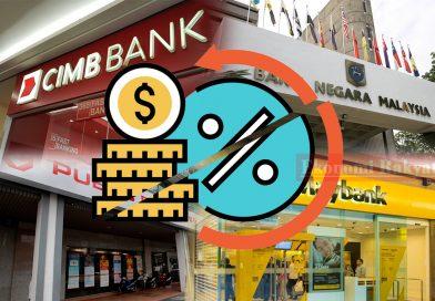 Perbankan Malaysia Hapuskan faedah