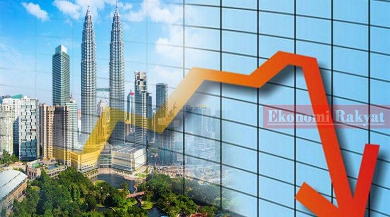 IMF Turunkan lagi Jangkaan Pertumbuhan Ekonomi Malaysia kepada -3.8%