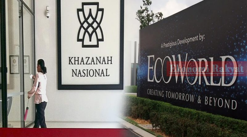 Khazanah Bakal Bail Out EcoWorld?