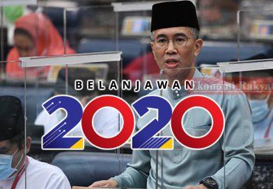 Belanjawan 2021 - Kerajaan Terlalu Optimis