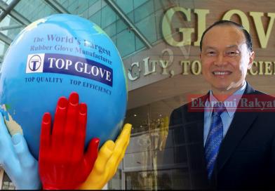 Pengasas Top Glove Bakal Terima RM460 juta dividen