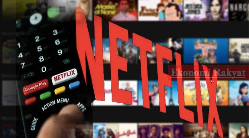 Netflix Bakal Belanja RM76 Bilion Untuk Kandungan Kreatif