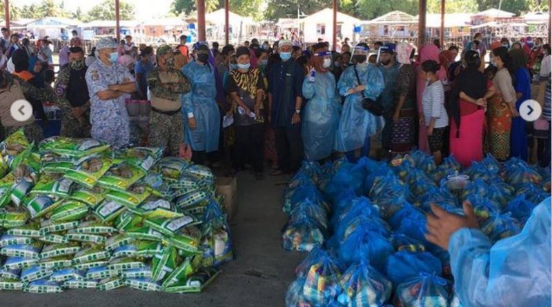 Hungerhurts malaysia bantuan sabah